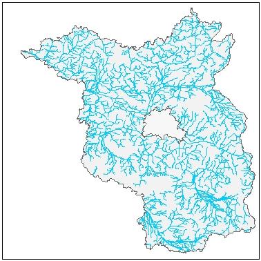 Land Brandenburg Karte.Gewässernetz Im Land Brandenburg Wms Metaver