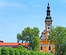 Katholische Stiftskirche St. Marien Kirche in Neuzelle